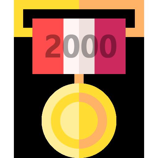 2000 Point 돌파하여 Level 4 [금메달] 등급이 되었습니다