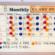 2021년 8월 안양 토익 독종반 강의 시간표